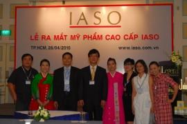 Lễ ra mắt IASO 2010